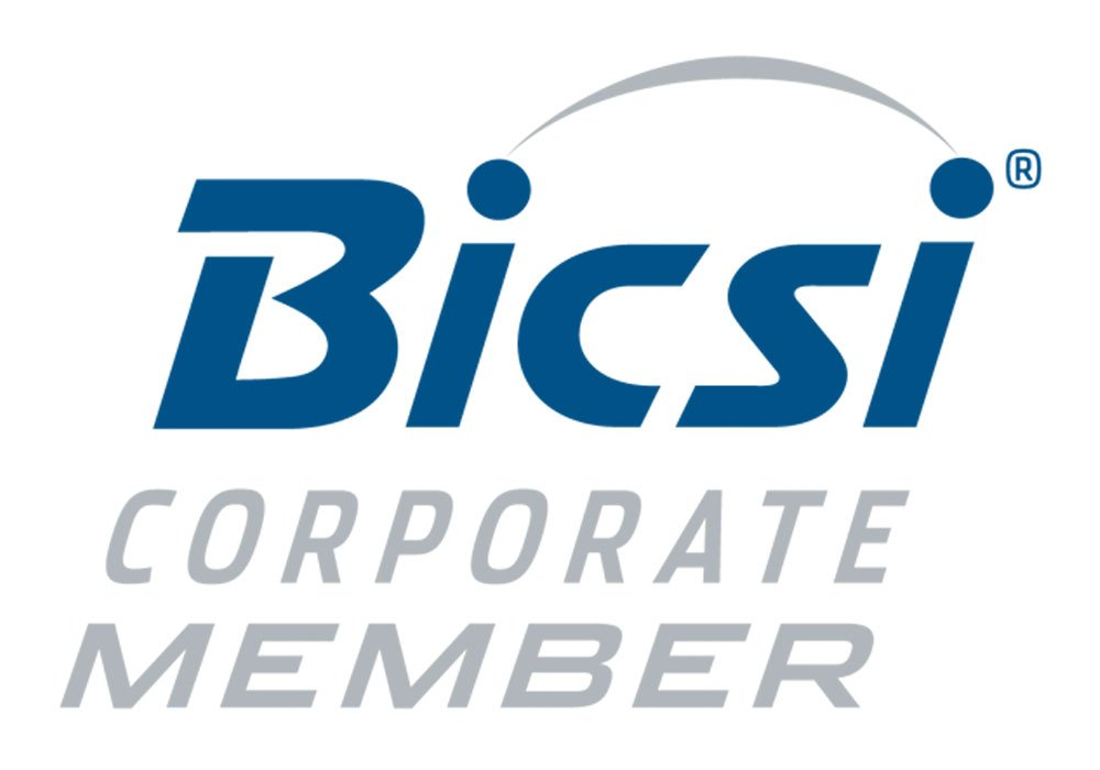 Bicsi logo for cabling in Spring Grove, IL