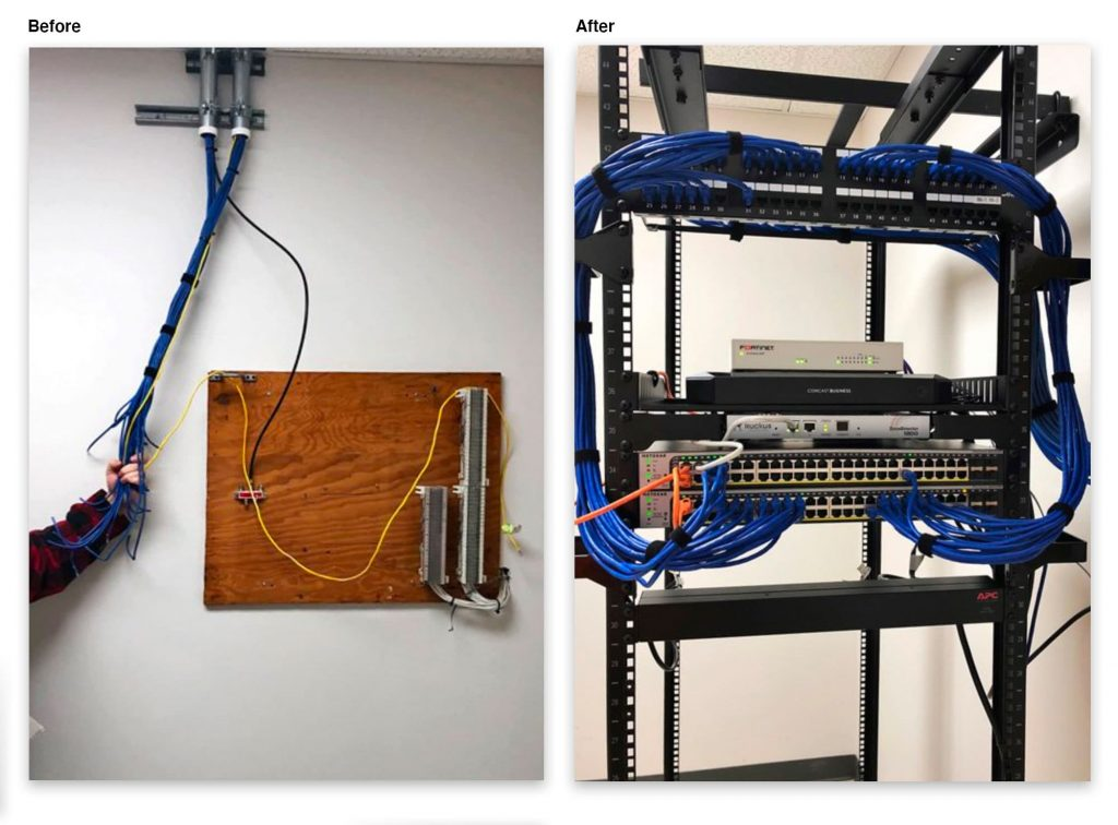 network-structured-cable-installation-server-cabinet