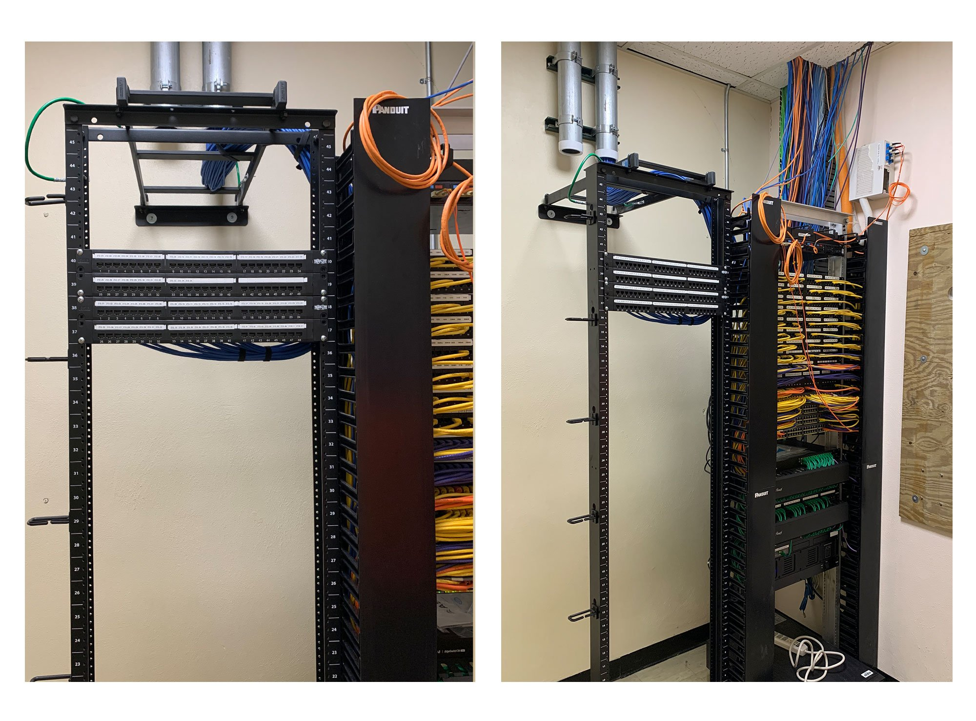 NTI excellence in network cabling